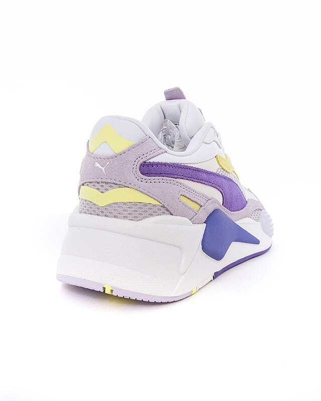 Puma Wmns RS X3 Mesh Pop | 372117 02 | White | Sneakers | Shoes | Footish
