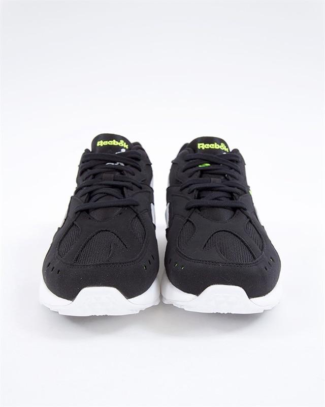 size 40 3ba88 cb335 Reebok Aztrek Black White Solar   CN7188   Övriga   Sneakers   Skor ...