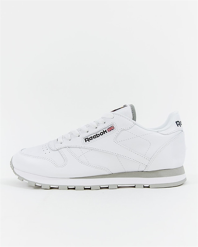 e4929a36d0d Reebok Classic Leather - 2214 - White - Footish  If you re into sneakers