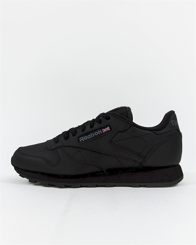 Reebok Classic Leather - 2267 - Black - Footish  If you re into sneakers 7f47c3909