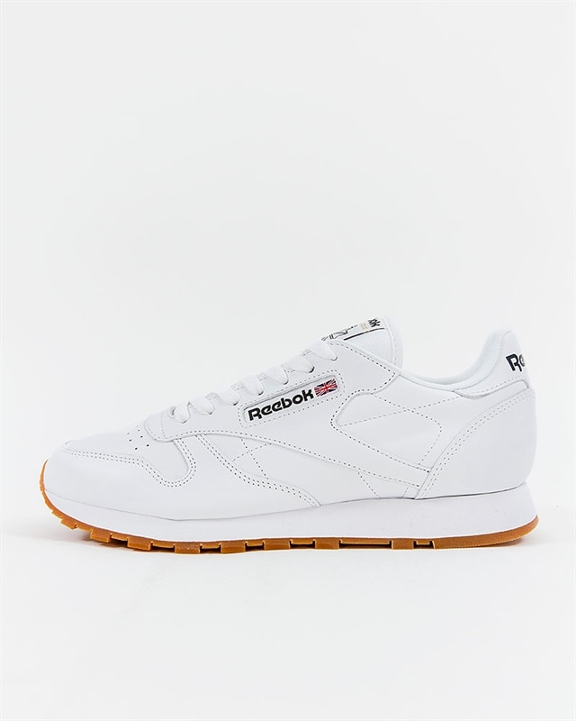 c55eb6c9c Reebok Classic Leather - 49799 - White - Footish: If you're into ...