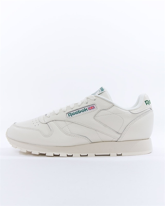 569beda3c Reebok Classic Leather MU | DV8814 | White | Sneakers | Skor | Footish