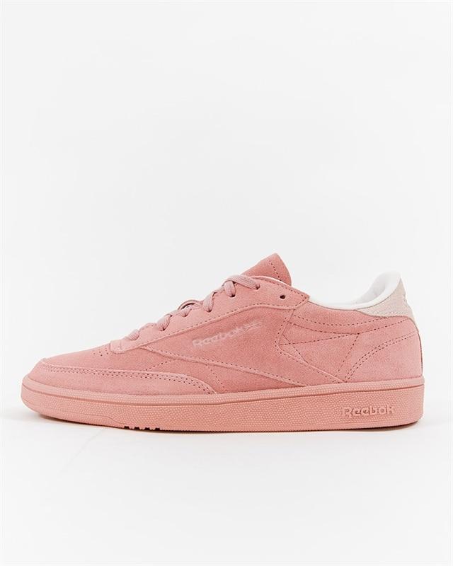 d440b0b72f9297 Reebok Club C 85 Nbk Chalk Pink Pale - Pink - CM9053 - Footish  If ...