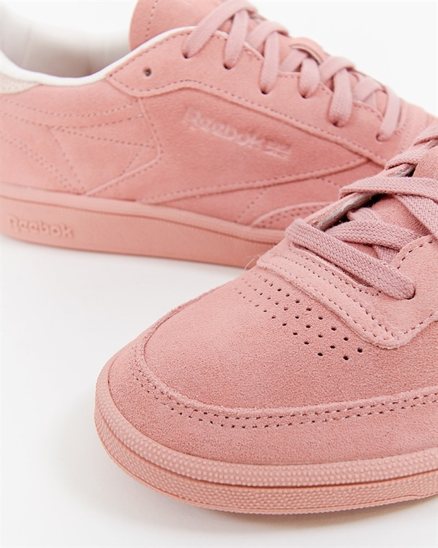 332048ff709 Reebok Club C 85 Nbk Chalk Pink Pale - Pink - CM9053 - Footish  If you´re  into sneakers