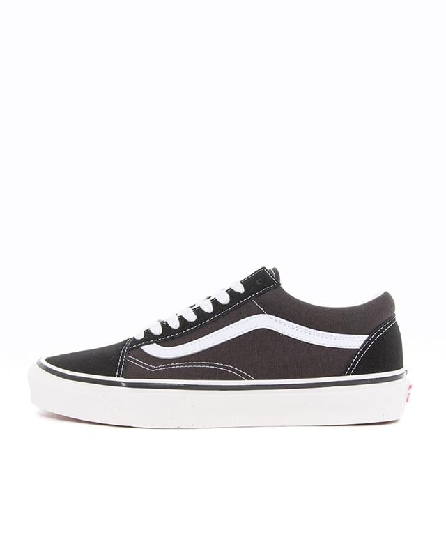 Vans Old Skool 36 DX (Anaheim Factory) | VA38G2PXC | Black | Sneakers | Skor | Footish
