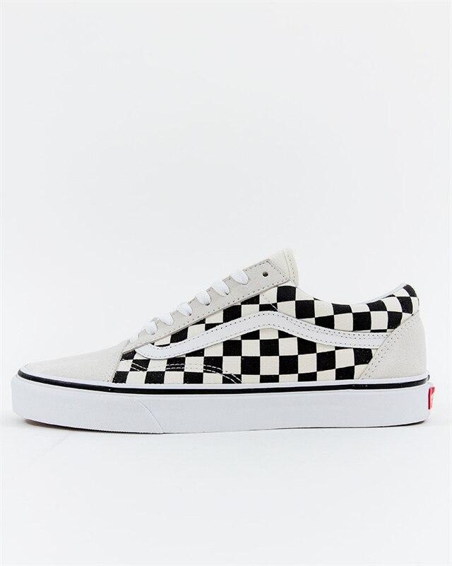 208aae24d418c2 Vans Old Skool (Checkerboard) - VA38G127K - Black - Footish  If you ...