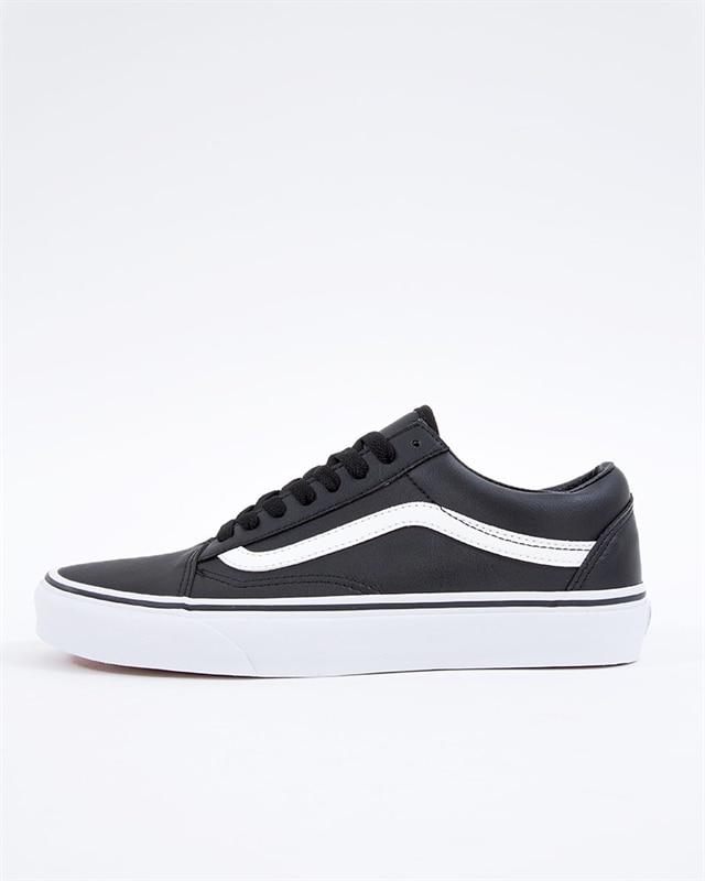 Vans Old Skool (Classic Tumble) | VA38G1NQR | Black | Sneakers | Skor | Footish