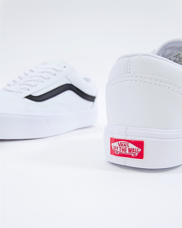 Vans Old Skool Lite VA2Z5WNQS White Footish: If you're into sneakers