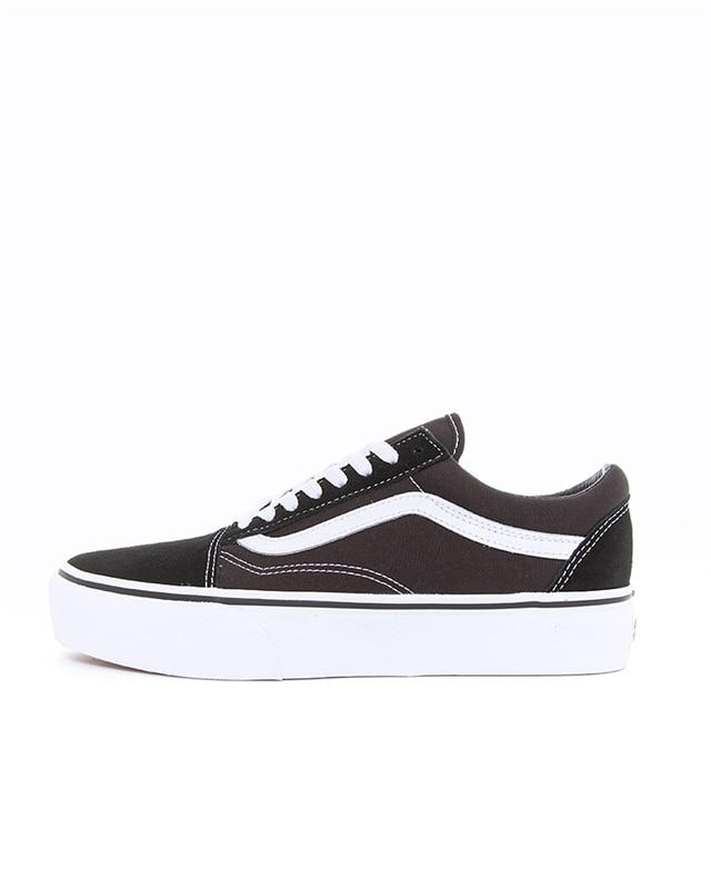 Vans Old Skool Platform   VA3B3UY28   Black   Sneakers   Skor   Footish