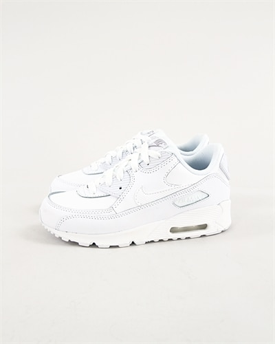 size 40 29ac6 5a7ad Nike Air Max 90 Leather (PS)