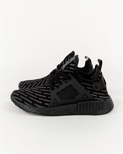 sports shoes d8996 79bd3 herre dame adidas nmd r1 sko svart rosa ba7325 adidas originals nmd xr1 pk  .