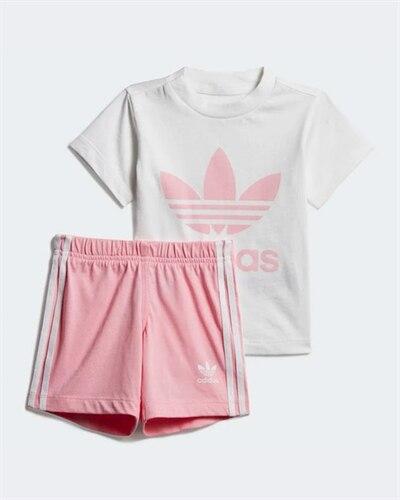 abdd4613 adidas Originals Short Tee Set (DV2815)