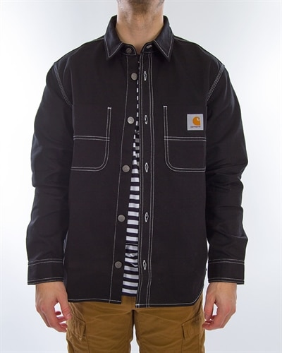 huge discount 309d0 2ad59 Carhartt Chalk Shirt Jacket