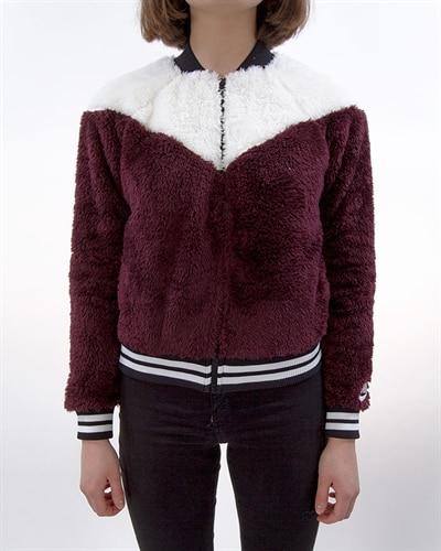 best website be7d8 851cf Nike Sherpa Bomber Jacket