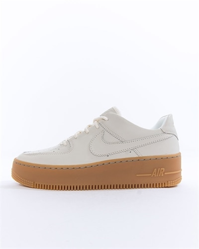 brand new 43ee4 41c51 Nike Wmns Air Force 1 Sage Low LX (AR5409-100)