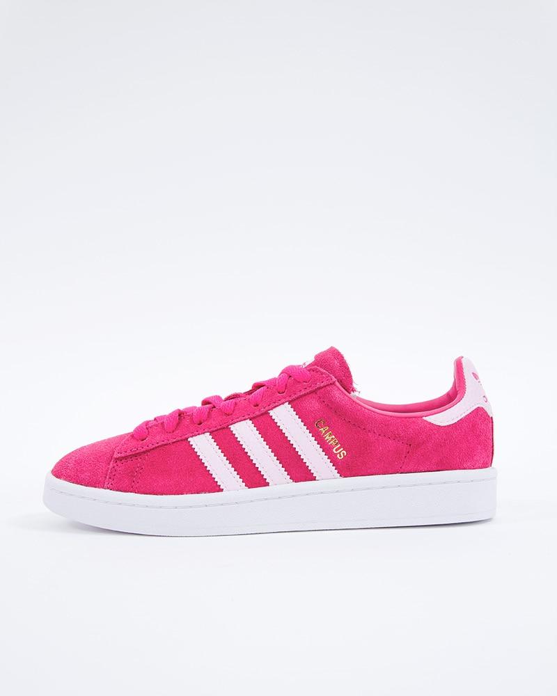 online retailer 4caa8 a5e7e adidas Originals Campus J   B41948   Pink   Sneakers   Skor   Footish