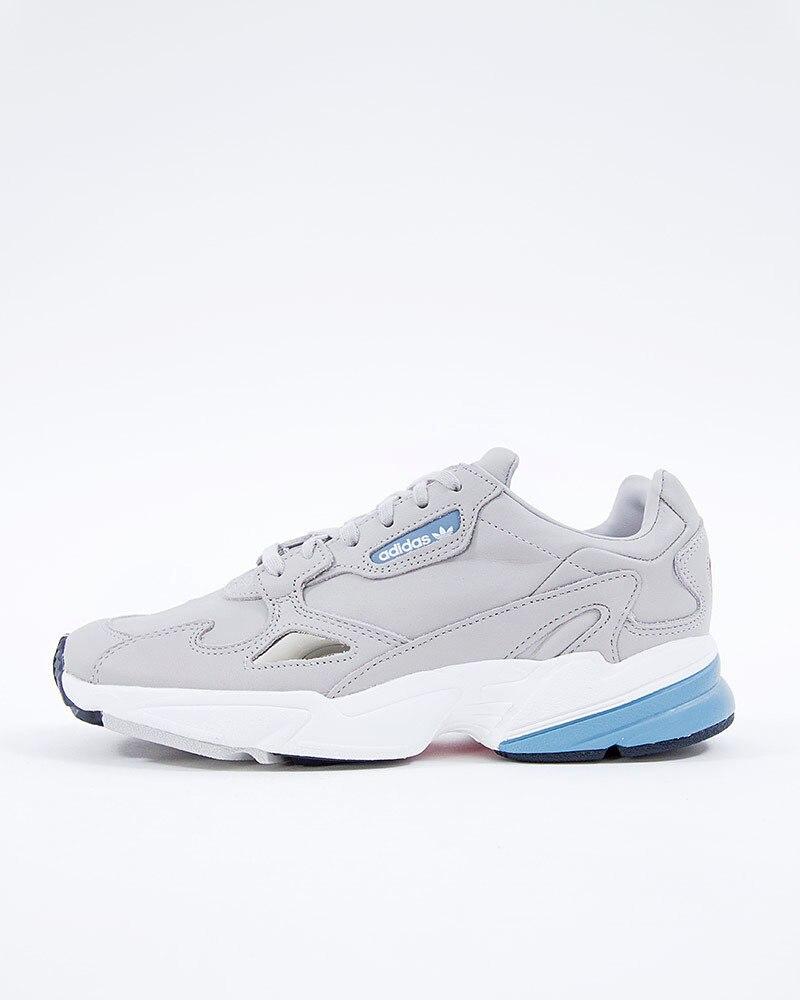 huge selection of 0666d ef770 adidas Originals Falcon W | B37840 | Gray | Sneakers | Skor | Footish