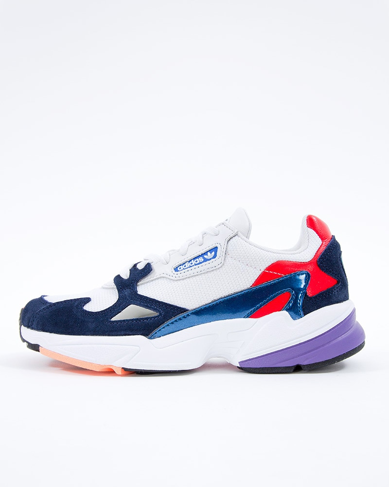 outlet store 83093 2a6fa adidas Originals Falcon W | CG6246 | White | Sneakers | Skor | Footish