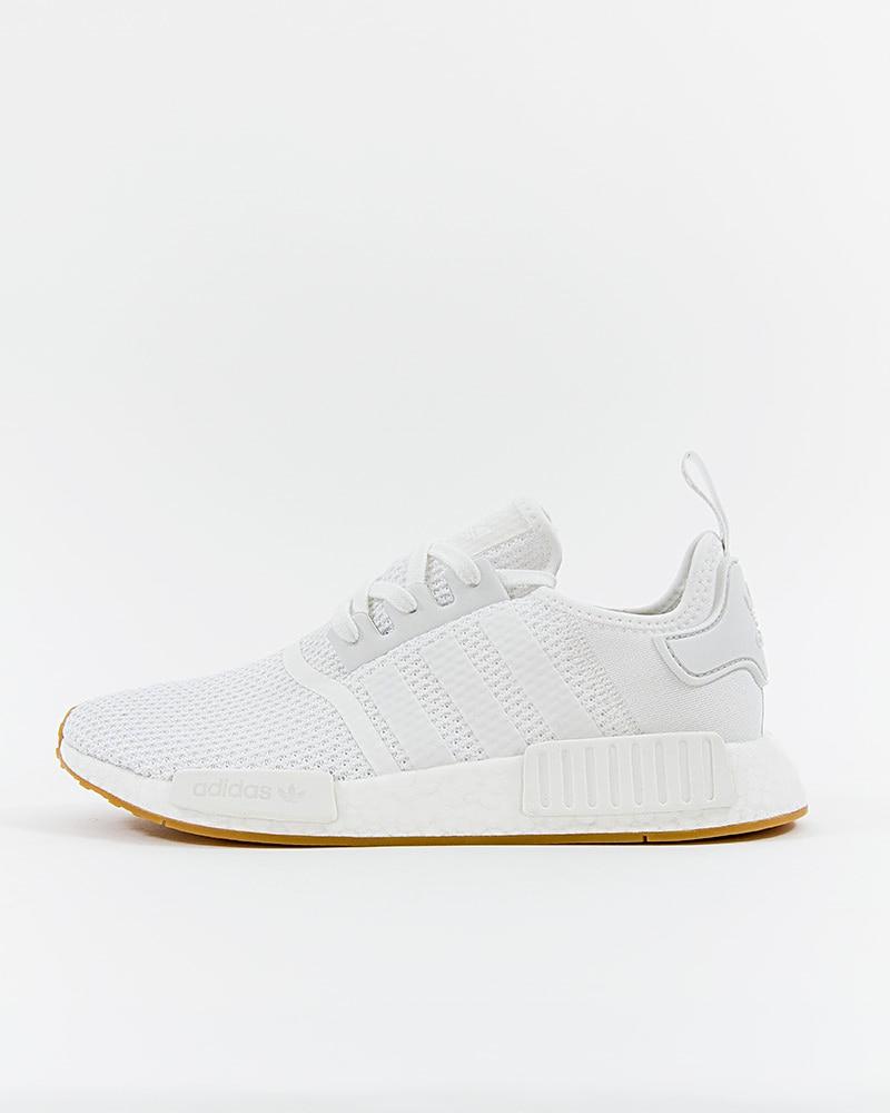 sports shoes 076da ad631 adidas Originals NMD R1 - D96635 - White - Footish  If you re into ...