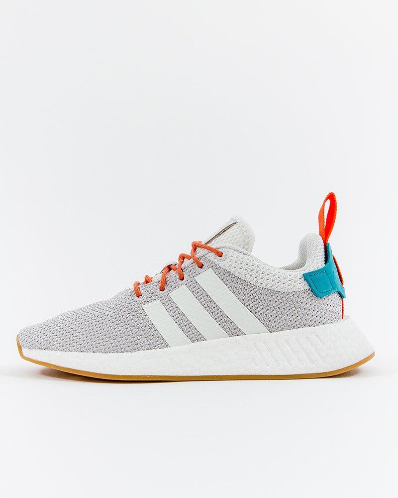 ed977e9991e8f adidas Originals NMD R2 Summer - CQ3080 - White - Footish  If you re ...