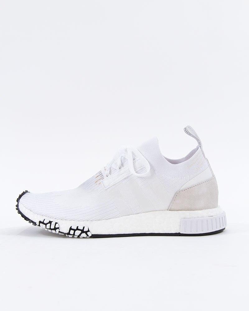 64127f2ef35f6 adidas Originals NMD Racer PK - B37639 - White - Footish  If you re ...