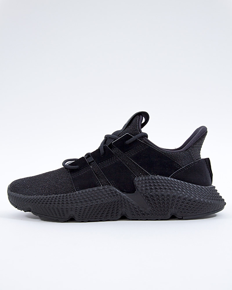 low priced fd1a4 bb43f adidas Originals Prophere - B37453 - Black - Footish  If you re into ...