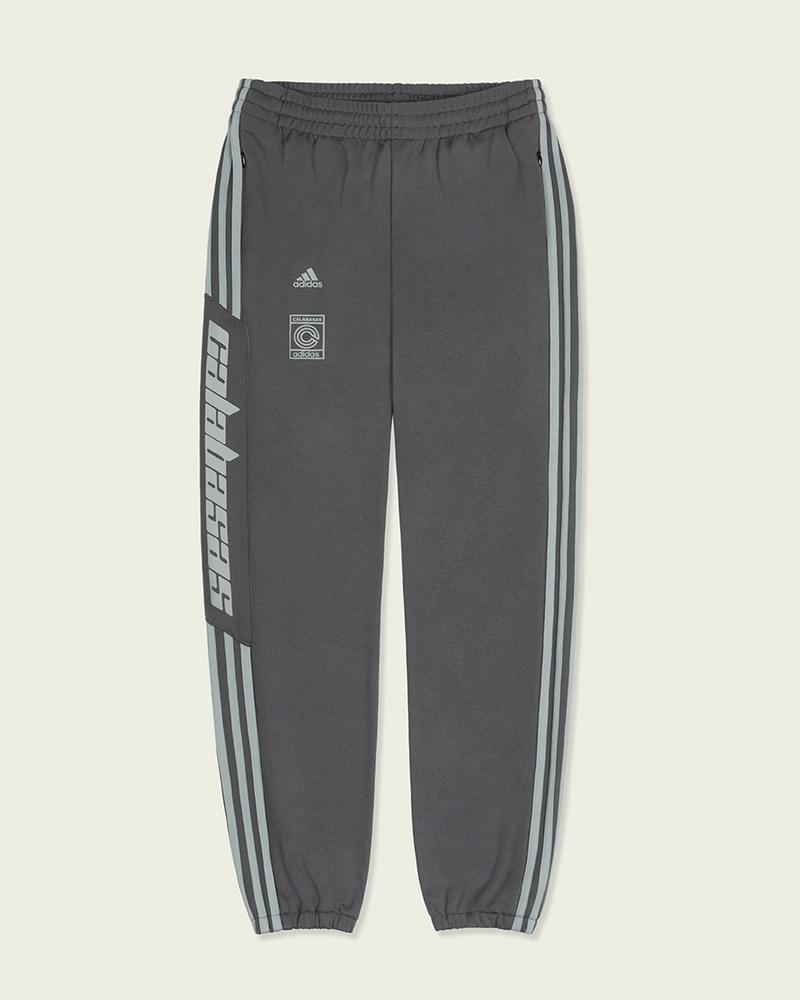 ADIDAS CALABASAS YEEZY   Track pants outfit