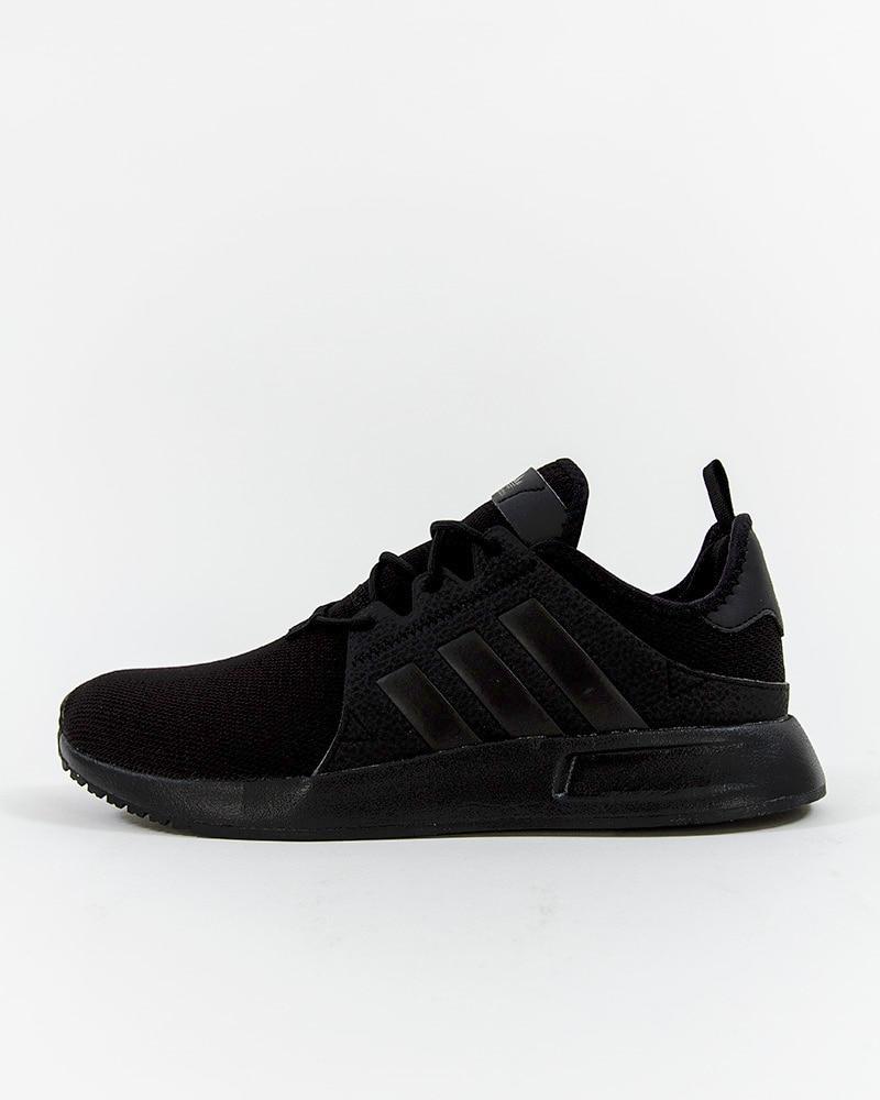 helsvarta sneakers dam