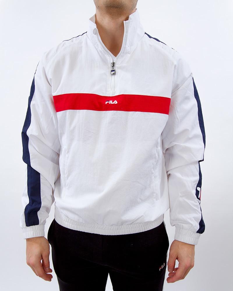 save off b991b 71b92 Fila Jona Woven Half Zip Jacket