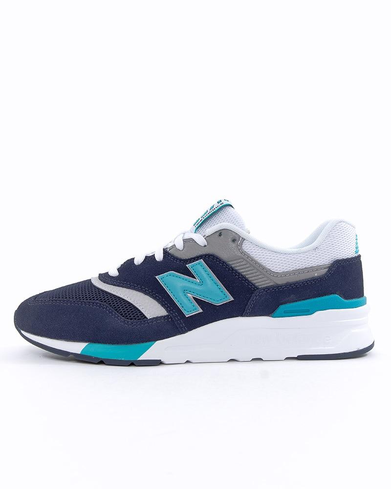 new styles cc5b1 d7450 New Balance 997h   CM997HCT   Blue   Sneakers   Skor   Footish