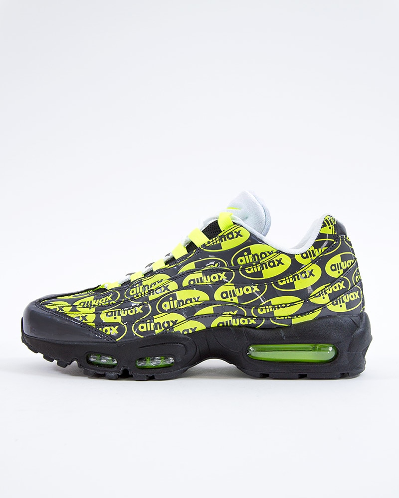 premium selection bf732 bdec3 Nike Air Max 95 Premium   538416-019   Black   Sneakers   Skor   Footish