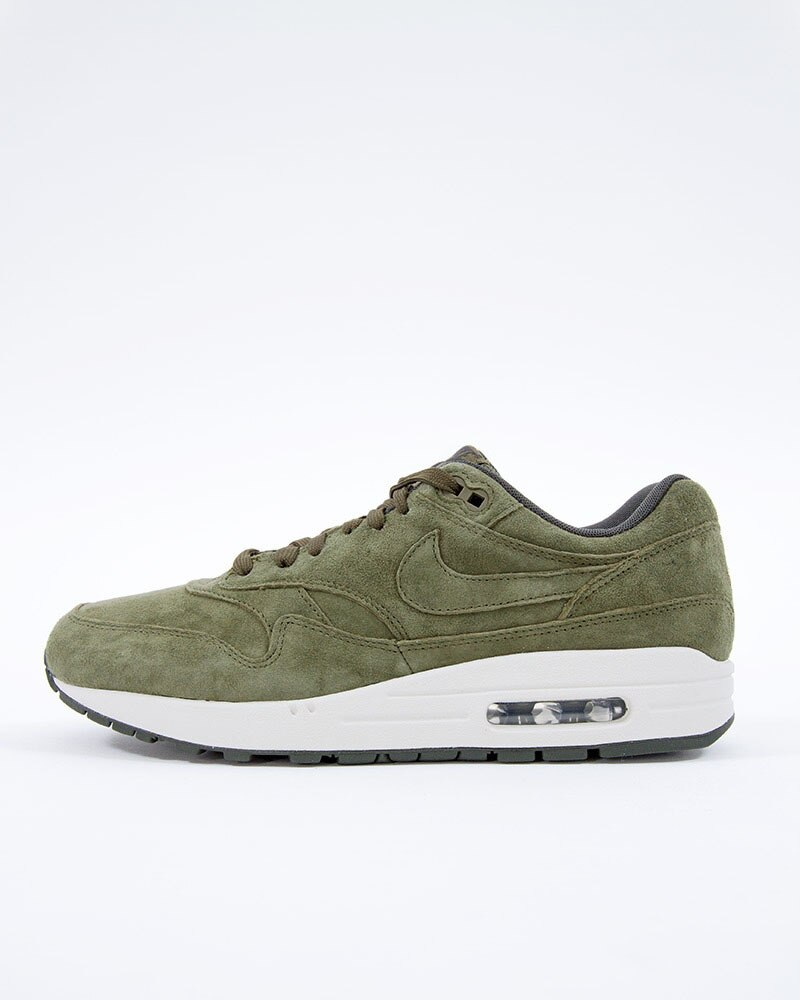 info for 0c6f1 2eb79 Nike Air Max 1 Premium   875844-301   Green   Sneakers   Skor   Footish