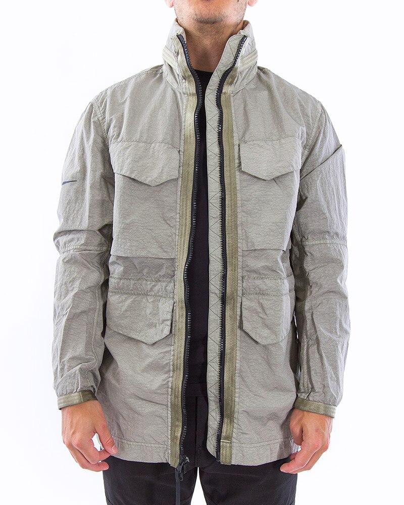 Nike Nsw Tech Pack Jacket Dye Bv4430 371 Gray Klader Footish