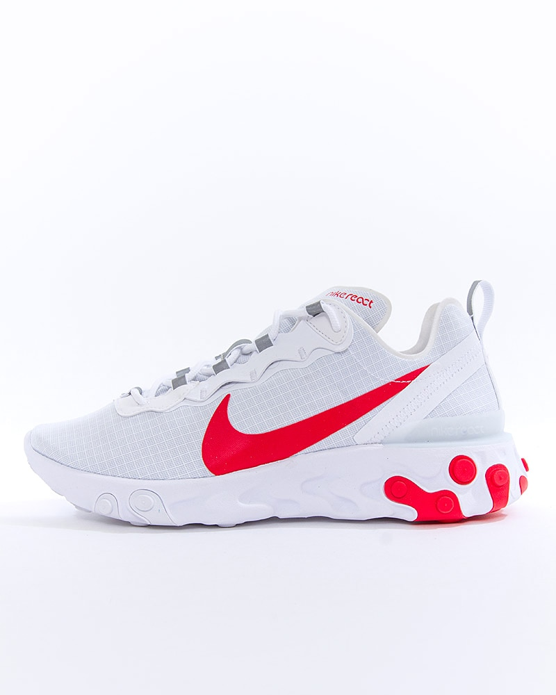 quality design d5488 16159 Nike React Element 55 SE   BQ6167-102   White   Sneakers   Skor ...