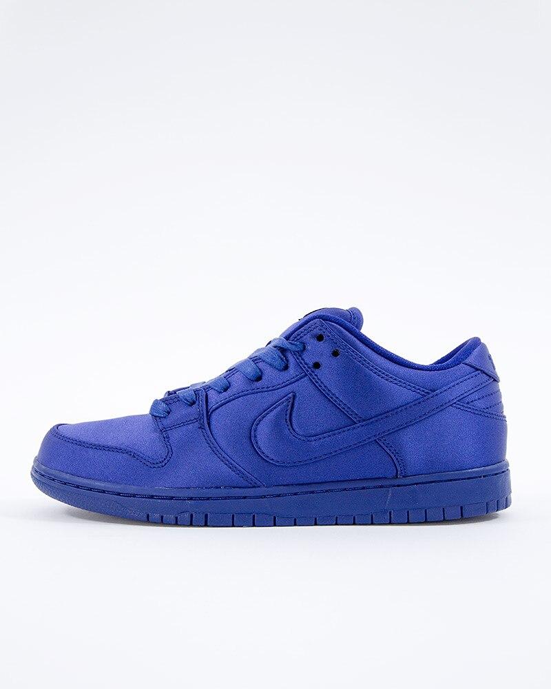 on sale 2f30a bc96f Nike SB Dunk Low Trd Nba  AR1577-446  Blue  Sneakers  Skor