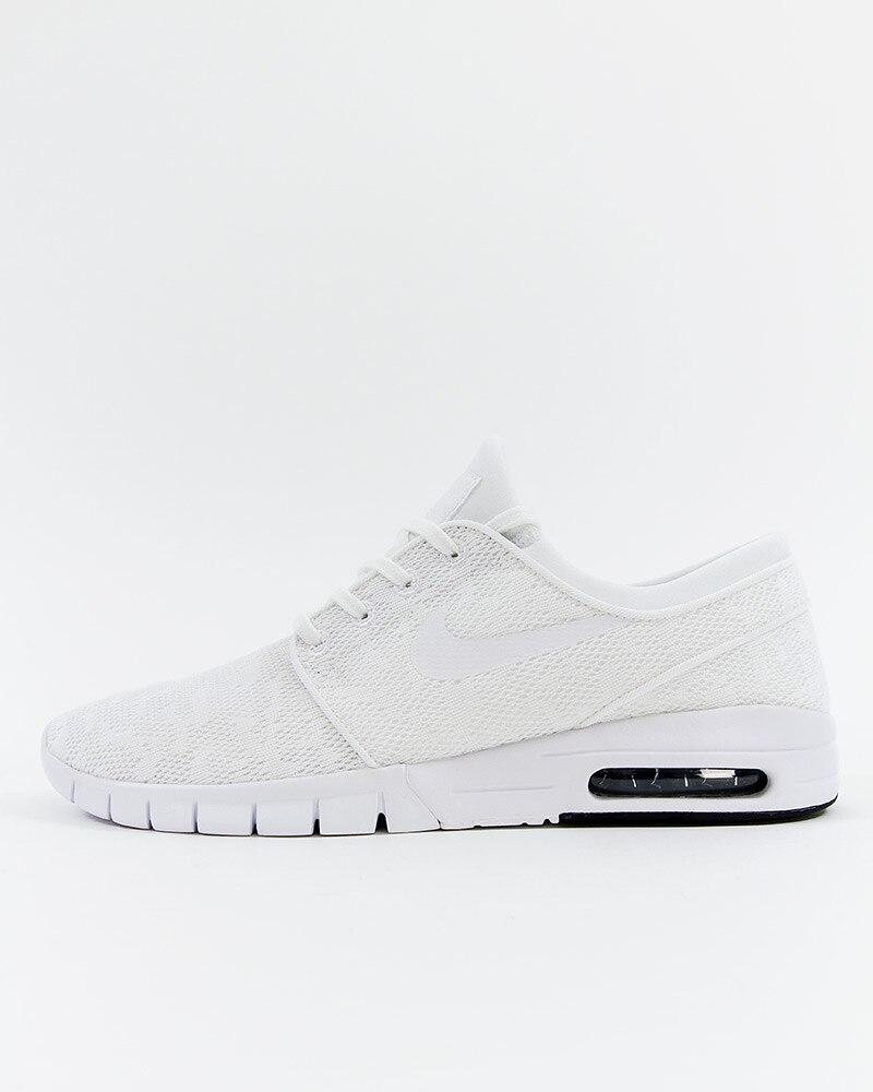 cheap for discount ec4f1 a618c Nike SB Stefan Janoski Max - 631303-114 - Vit - Footish  If you´re ...