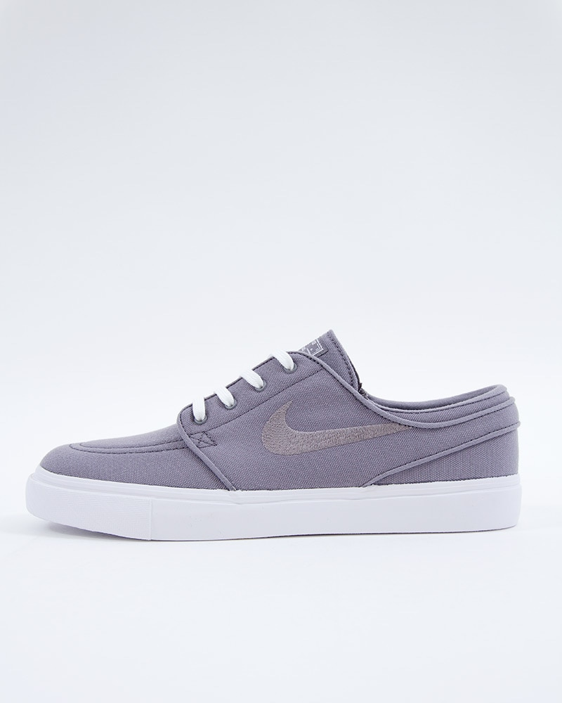quality design 95a84 c99d5 Nike SB Zoom Stefan Janoski Canvas | 615957-023 | Gray | Sneakers ...