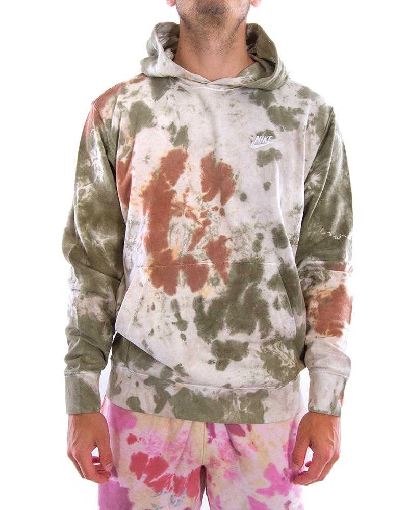 Nike Sportswear Pullover French Terry Tie Dye Hoodie