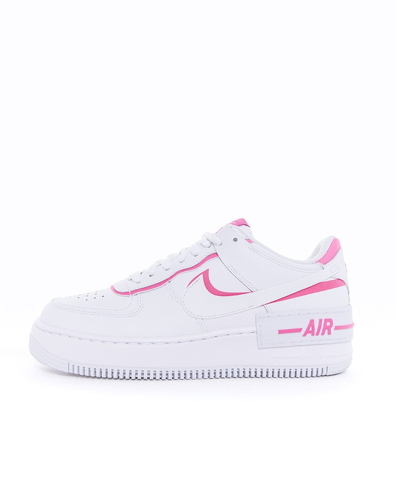 Nike Wmns Air Force 1 Shadow Ci0919 102 White Sneakers Skor Footish Neon orange air force 1 shadow. footish