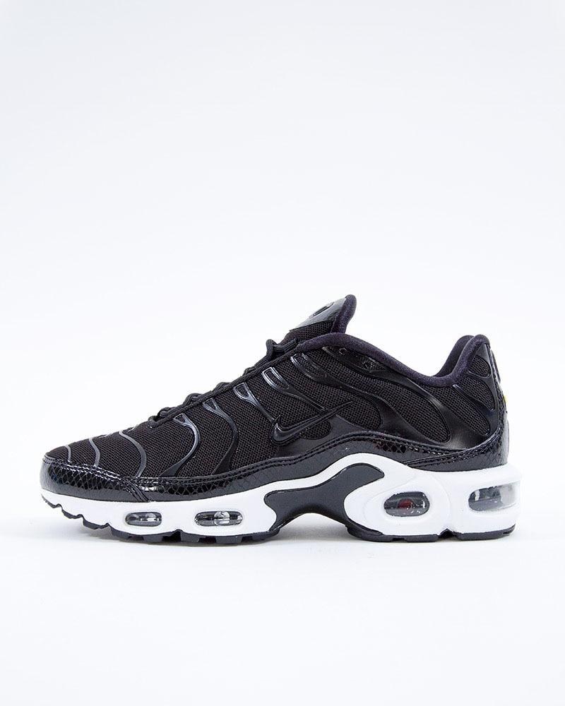 best sneakers 7a370 593af Nike Wmns Air Max Plus SE   862201-004   Black   Sneakers   Skor ...