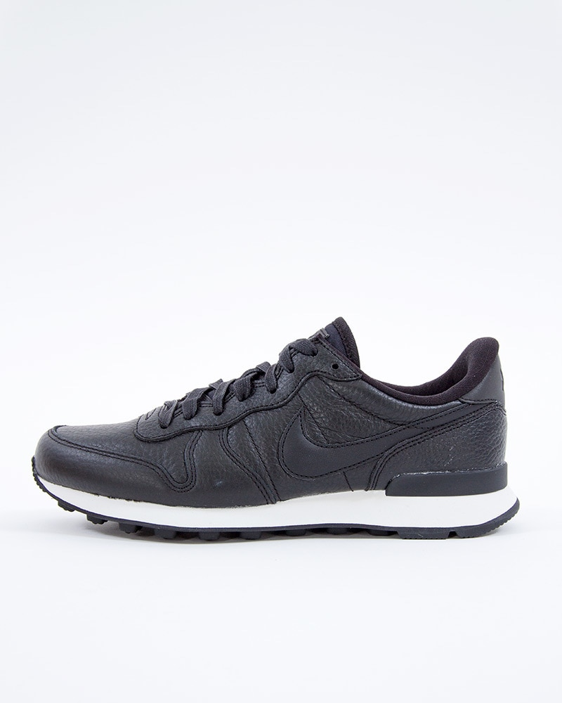 brand new 63c19 40a72 ... promo code nike wmns internationalist premium 828404 016 black sneakers  fa884 276e0