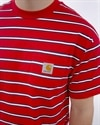 Carhartt S/S Houston Pocket T-Shirt (I026370.9N.ST.03)